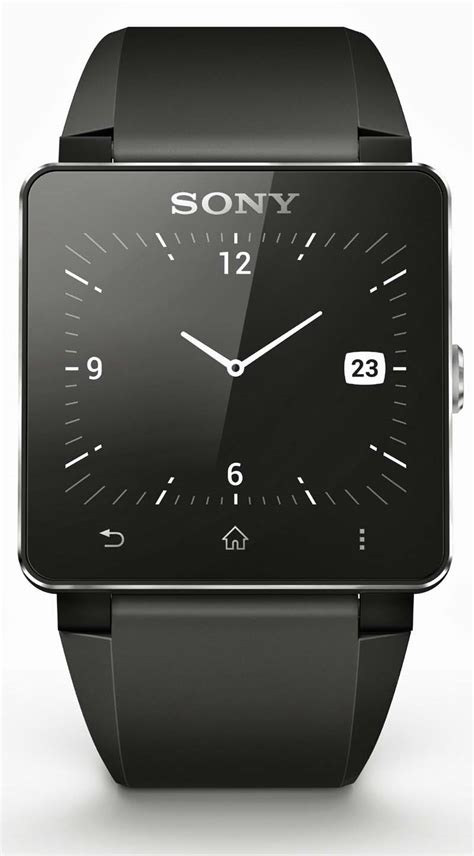 Resmi Sony Smartwatch 2 sony smartwatch 2 sw2 images specifications overview and price jcyberinux