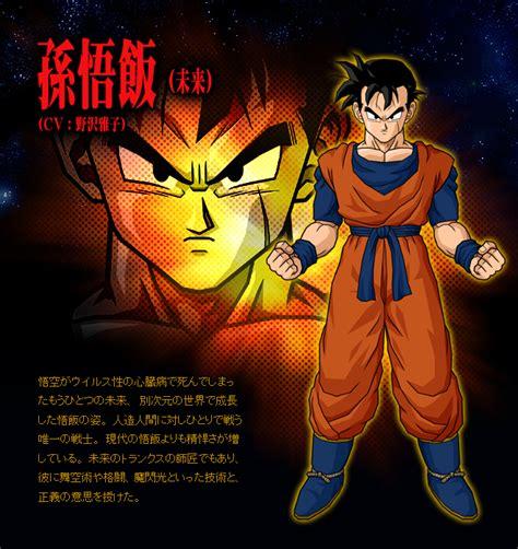 Future Gohan (Character) Giant Bomb