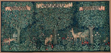 Arts And Crafts Rug William Morris The Socialist Interior Designer Who