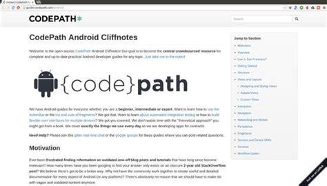 tutorialspoint android pdf 10个很棒的学习android 开发的网站 10android开发 android教程 帮客之家