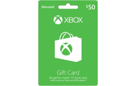 Xbox 50 Gift Card - xbox live gift card 50 jet com