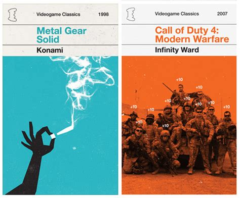 design video game cover designer converts video games into vintage book covers