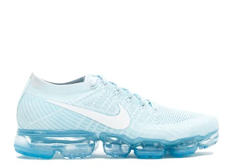 Air Vapormax Flyknit by Air Vapormax Flyknit Nike 849558 404 Glacier Blue