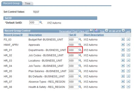 Peoplesoft Tables peoplesoft on hrms key concepts peoplesoft set field