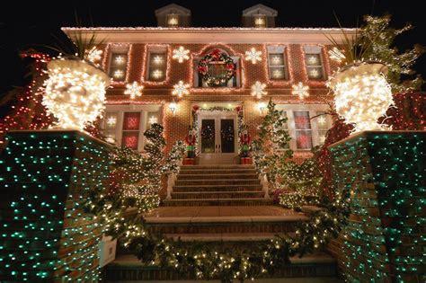 brooklyn s extravagant christmas lights on display