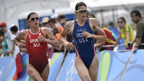 From To Triathlon by Jorgensen Races To Women S Triathlon Gold Olympic News