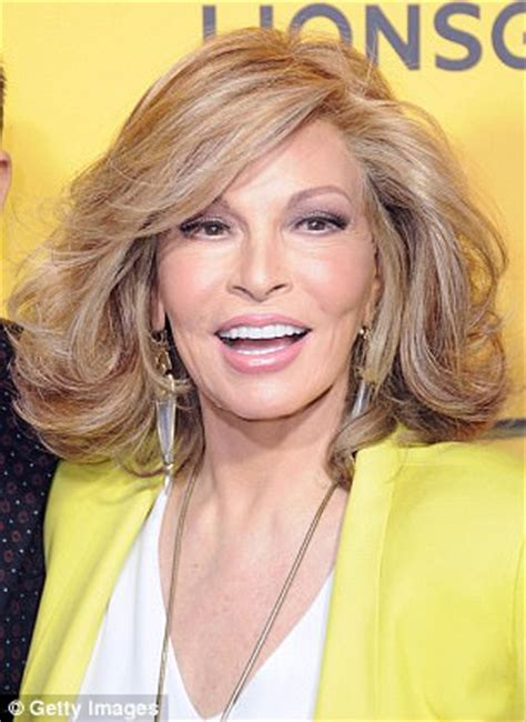 what is the secret to raquel welch's ageless beauty at 76