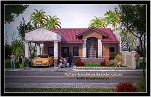 Bungalow Style House Plans In The Philippines by Philippine Dream House Design Bungalow House