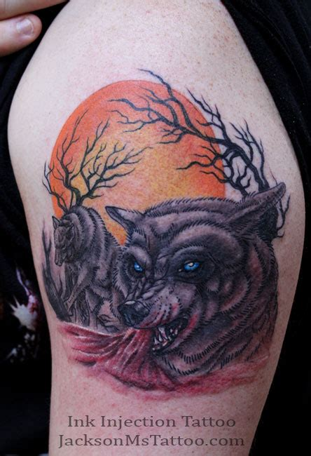 tattoo shops in jackson ms wolf jackson ms by jacksonmstattoo on deviantart