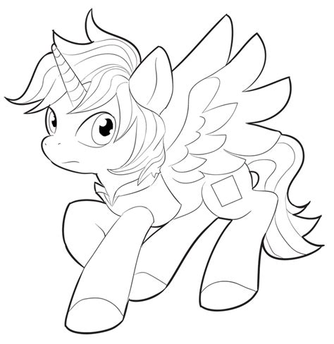 alicorn coloring pages bltidm