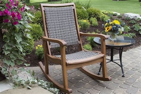 the best styles of outdoor rocking chairs styles designs