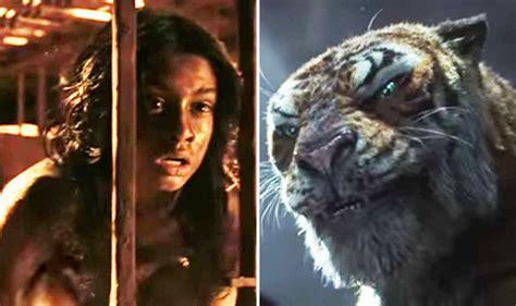 benedict cumberbatch mowgli mowgli movie trailer darker jungle book with benedict