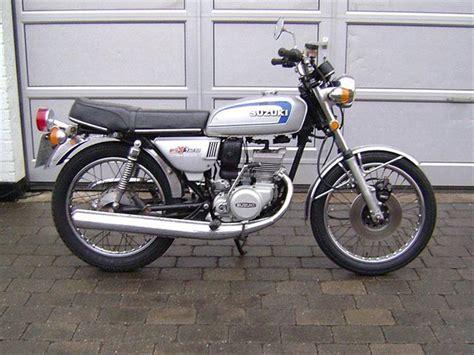 Cy Gt 125 2 suzuki gt125 1976 der er en lidt sjov historie