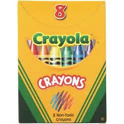 crayola colors crayola tuck box crayon cyo520008 walmart