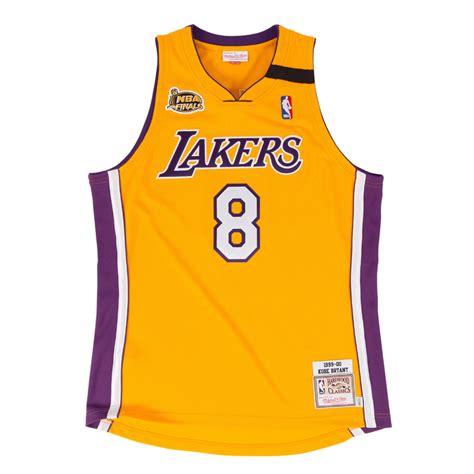 Jersey Basketball Lakers Original bryant 99 00 lakers mitchell ness nba authentic