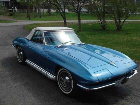 1965 chevrolet corvette for sale classiccars cc 827882