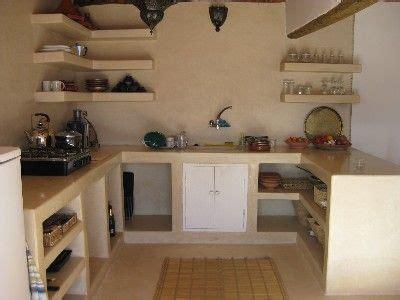 tadelakt kitchen    amoblamientos cocina