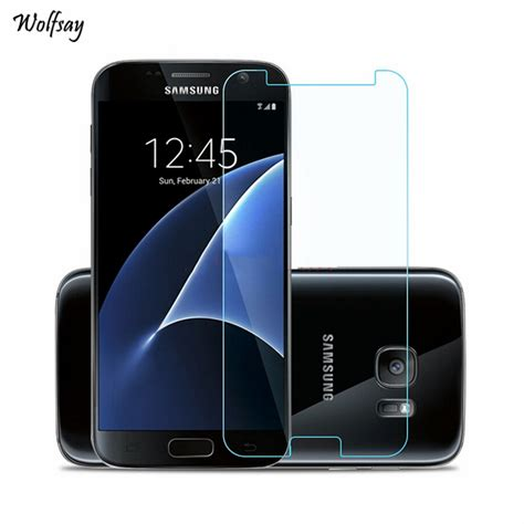 Tempered Glass Indoscreen Hikaru For Samsung Galaxy A Diskon wolfsay 2pcs for samsung galaxy s7 screen protector