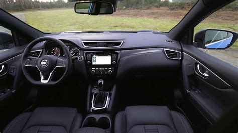 nissan qashqai interior 2017 introducing 2017 nissan qashqai facelift interior