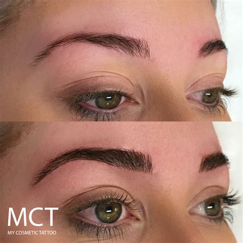 hair stroke eyebrow tattoo cost eyebrow feathering my cosmetic