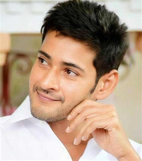 Hair Style Photos by Mahesh Babu Hair Style Photos In Brahmotsavam