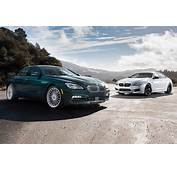 2017 BMW M6 Gran Coupe Vs 2016 Alpina B6 XDrive