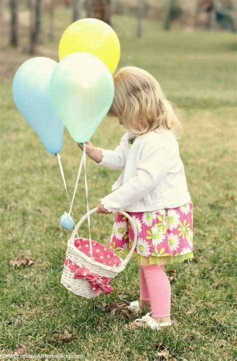 Easter Pictures Ideas For Toddlers