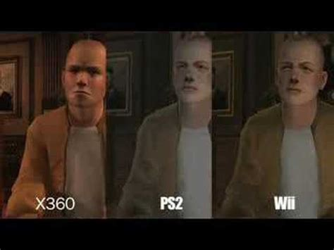 game bully ps4 mod chip bully scholarship edition comparasion 360 wii ps2 youtube
