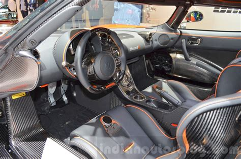 koenigsegg one 1 interior koenigsegg agera final one of 1 interior at 2016 geneva
