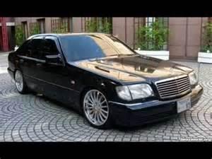mercedes s class w140 s600 s500 s420 s320 best clip