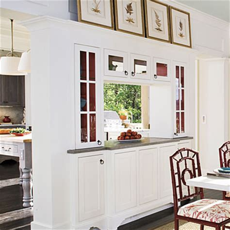 Kitchen To Dining Room Pass Through by Trove Interiors Kitchen Pass Throughs