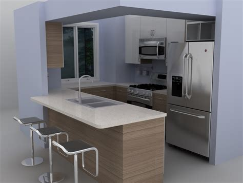 The new ikea kitchen with sofielund and aplad white doors has the