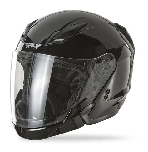 Helm Half Gix 207 Racing Visor fly tourist helmet solids revzilla