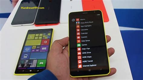 tool reset lumia nokia lumia 1320 hard reset how to factory reset