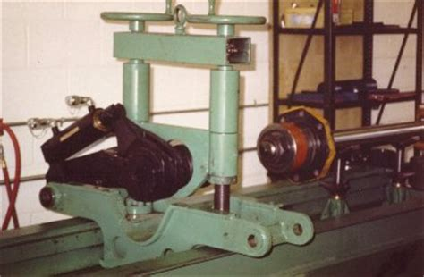 hydraulic cylinder bench hydraulic cylinder bench showing torque wrench w capacity of 8