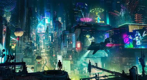 sin alley tattoo cyberpunk city by artursadlos on deviantart
