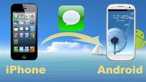 iphone sms android transfer sync data or copy sms