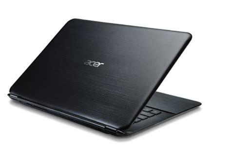 Laptop Acer Slim Acer Aspire S5 Ultra Slim Laptop Notebookcheck Net News