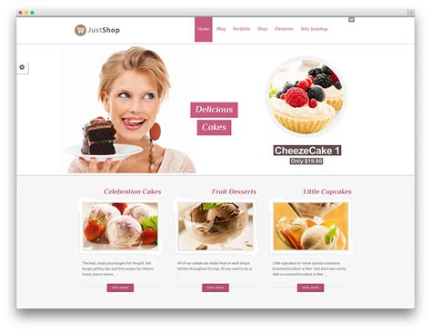 best coffee website 20 best themes for bakeries coffee shops 2017