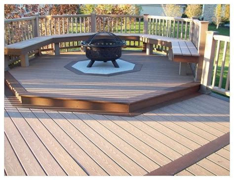 25 best ideas about deck pit on