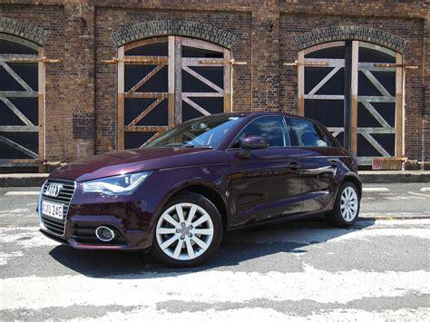 Test Audi A1 Sportback by Audi A1 Sportback Review Caradvice