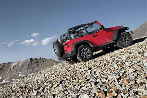 Jeep Wrangler Engine Options 2018 Wrangler To More Powertrain Options