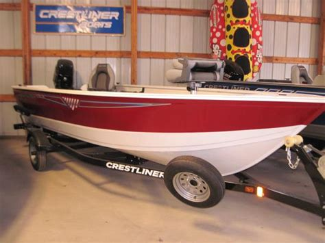 crestliner boats for sale wisconsin crestliner boats for sale in amherst wisconsin