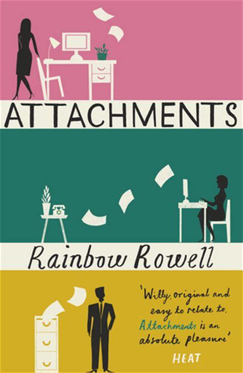 libro attachments mi realidad de tinta fangirl rainbow rowell