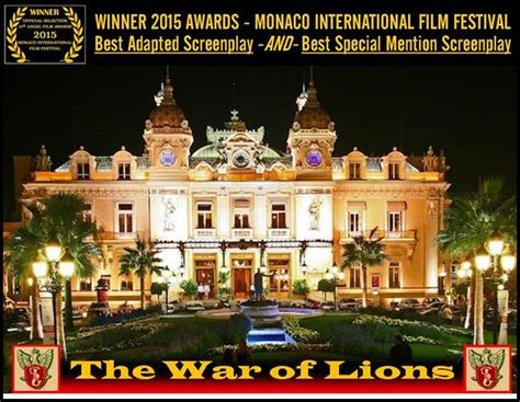 Spouse Resume Exles by Screenplay The War Of Lions