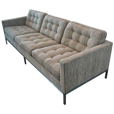 florence knoll sofa vintage florence knoll sofa modern sofa antiques and stainless