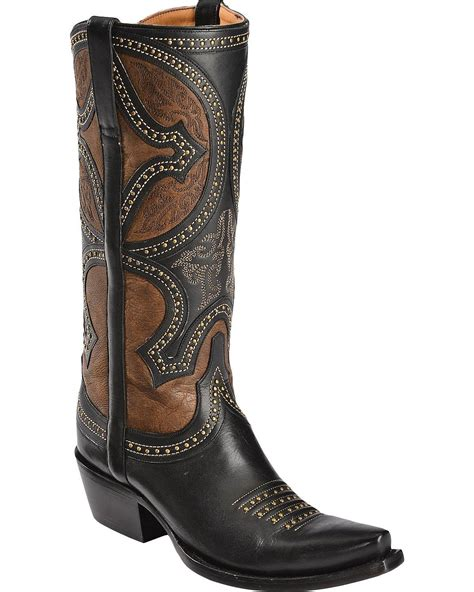 Handcrafted Boots - lucchese s handcrafted 1883 leila boot snip