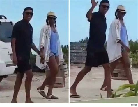 vacation obama barack and michelle obama on permanent vacation tmz com