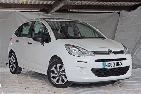 Used Citroen by Used Citroen C3 Review Auto Express