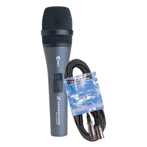 Murah Mic Kabel Sennheiser E 845 sennheiser e845 s kabel set 171 mic bundle